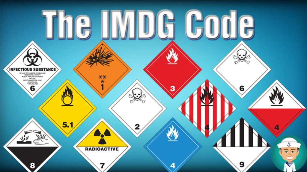 IMDG CODE of IMO – Freight Academy